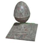 Накрывочный камень П131-1