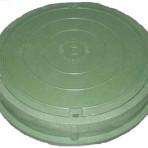Люк полимер-песчаный (60кн)